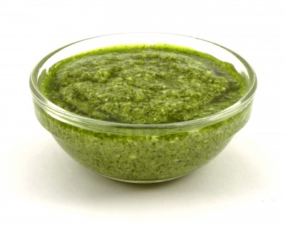 Pesto – a ground up recipe
