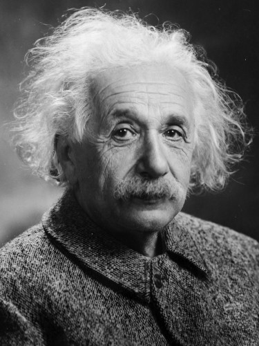 Albert Einstein on The Meaning of Life