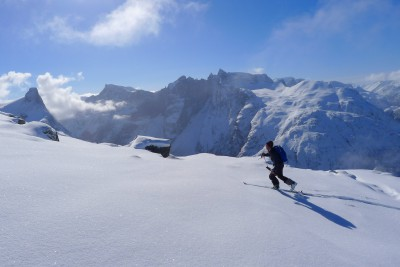Romsdalen – The Mekka for Skitouring