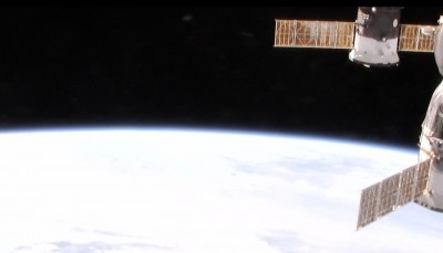 Live streaming from Space